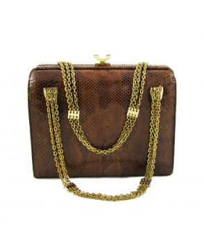 Snakeskin Handbag c.1930